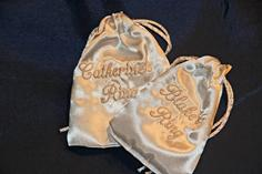 Ring Bag Ring Bearer Pillow and Bag