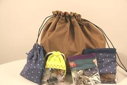 catch bags, storage bags, travel bags