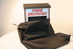 brochure box real estate tool brochure box FSBO for sale by owner