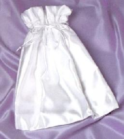 bride gift bag, brides maids gift bag, plain gift bag, named gift bag