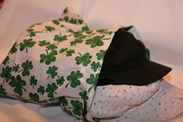 St Pattys Day Irish Luck catch bags