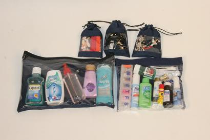 Aeroplane Travel Bag